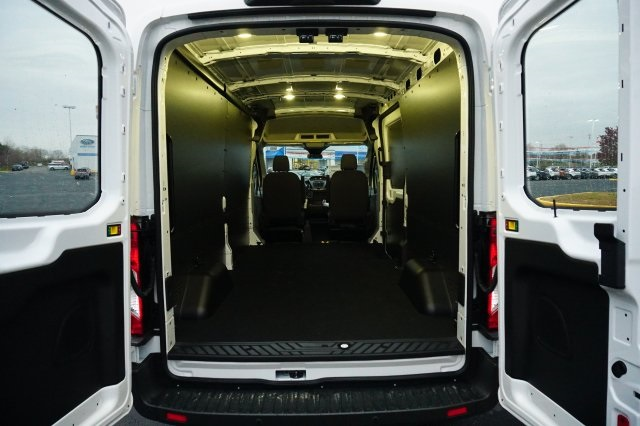 2018 Transit 250 Med Roof 4x2,  Empty Cargo Van #TW20177 - photo 2