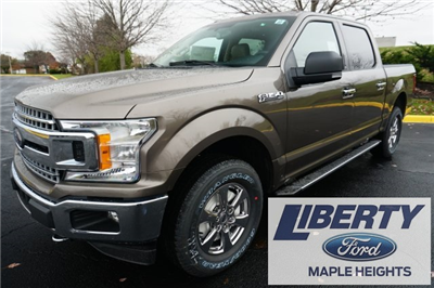2018 F-150 Crew Cab 4x4 Pickup #TW20198 - photo 1