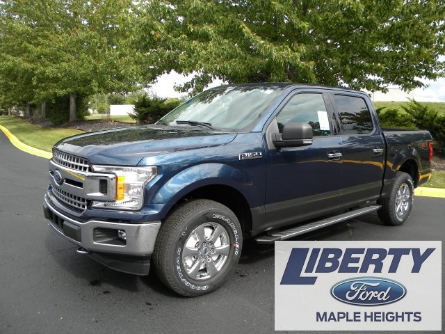 2018 F-150 Crew Cab 4x4 Pickup #TW20203 - photo 1