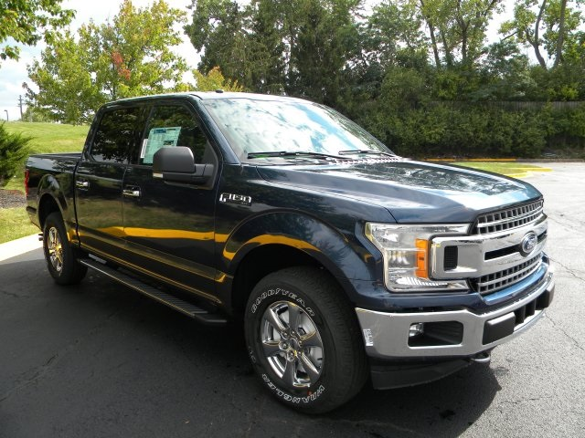 2018 F-150 Crew Cab 4x4 Pickup #TW20203 - photo 8