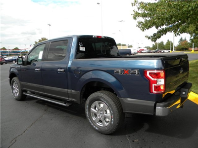 2018 F-150 Crew Cab 4x4 Pickup #TW20203 - photo 2