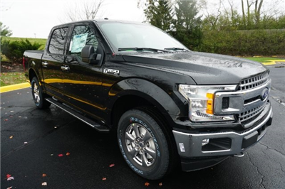 2018 F-150 Crew Cab 4x4 Pickup #TW20224 - photo 8