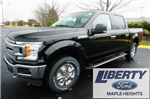 2018 F-150 Crew Cab 4x4 Pickup #TW20224 - photo 1