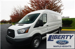 2018 Transit 250 Med Roof,  Empty Cargo Van #TW20230 - photo 1