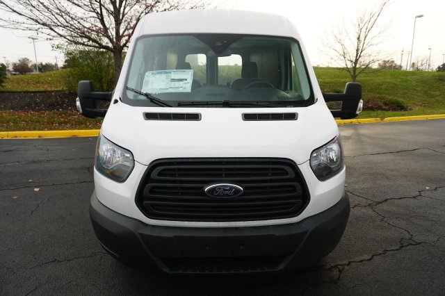 2018 Transit 250 Med Roof 4x2,  Empty Cargo Van #TW50006 - photo 10