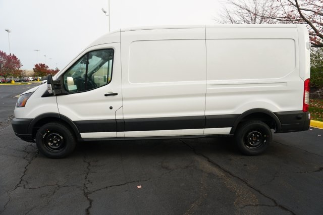 2018 Transit 250 Med Roof 4x2,  Empty Cargo Van #TW50006 - photo 3