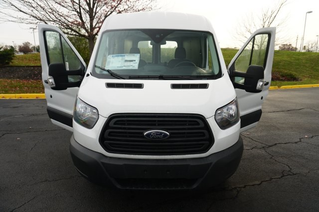 2018 Transit 250 Med Roof 4x2,  Empty Cargo Van #TW50006 - photo 22