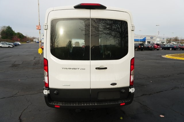 2018 Transit 250 Med Roof 4x2,  Empty Cargo Van #TW50006 - photo 5