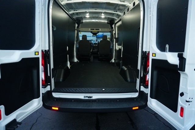 2018 Transit 250 Med Roof 4x2,  Empty Cargo Van #TW50010 - photo 2