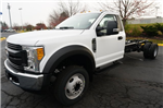 2018 F-550 Regular Cab DRW 4x4,  Cab Chassis #TW50015 - photo 1