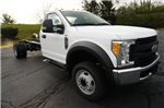2018 F-550 Regular Cab DRW 4x4, Cab Chassis #TW50018 - photo 7