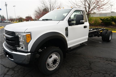 2018 F-550 Regular Cab DRW, Cab Chassis #TW50019 - photo 1