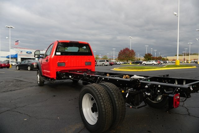 2018 F-550 Regular Cab DRW Cab Chassis #TW50024 - photo 2