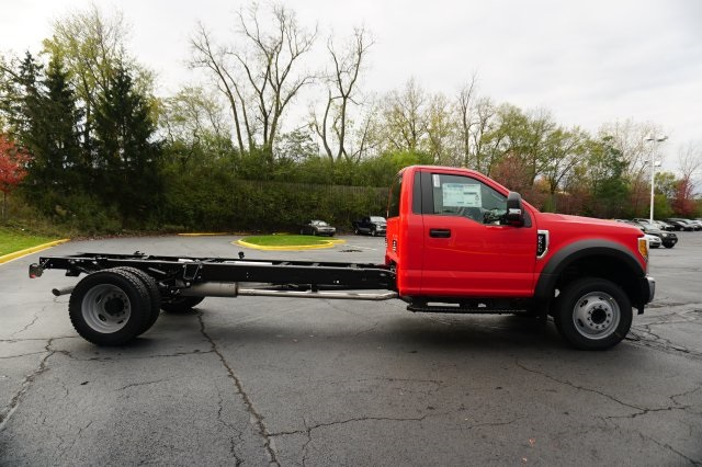 2018 F-550 Regular Cab DRW Cab Chassis #TW50024 - photo 6