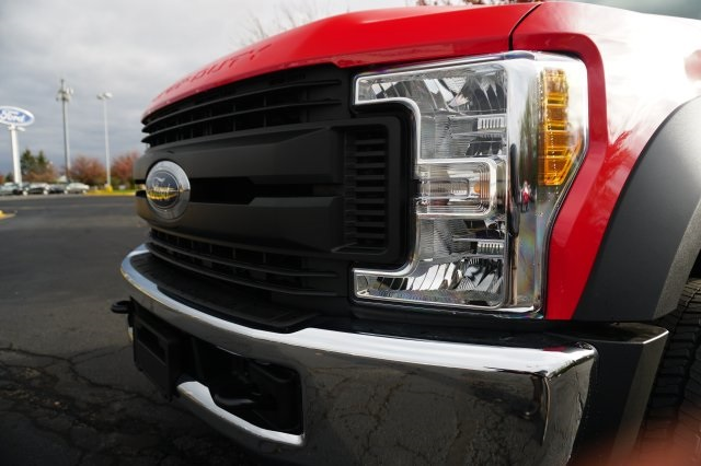 2018 F-550 Regular Cab DRW Cab Chassis #TW50024 - photo 9