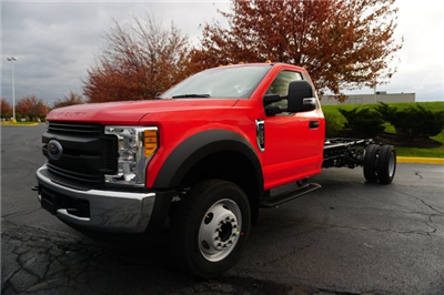 2018 F-550 Regular Cab DRW Cab Chassis #TW50024 - photo 1