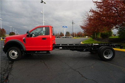 2018 F-550 Regular Cab DRW Cab Chassis #TW50024 - photo 3