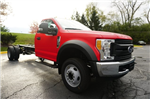 2018 F-550 Regular Cab DRW Cab Chassis #TW50024 - photo 7