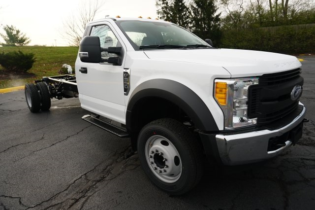 2018 F-550 Regular Cab DRW 4x4, Cab Chassis #TW50026 - photo 7