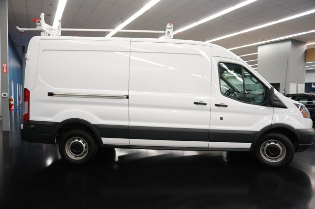 2018 Transit 250 Med Roof 4x2,  Weather Guard Upfitted Cargo Van #TW50032 - photo 12