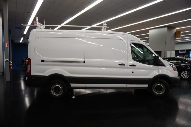 2018 Transit 250 Med Roof 4x2,  Weather Guard Upfitted Cargo Van #TW50032 - photo 13
