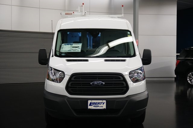 2018 Transit 250 Med Roof 4x2,  Weather Guard Upfitted Cargo Van #TW50032 - photo 16