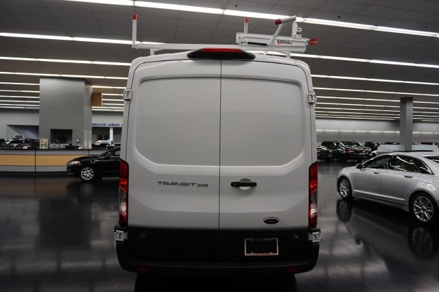 2018 Transit 250 Med Roof 4x2,  Weather Guard Upfitted Cargo Van #TW50032 - photo 5
