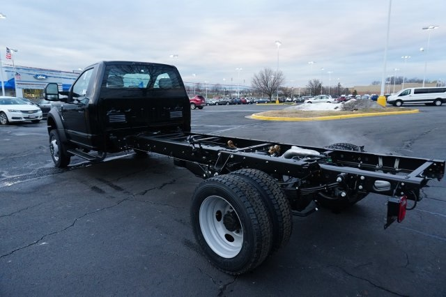 2018 F-550 Regular Cab DRW, Cab Chassis #TW50044 - photo 2