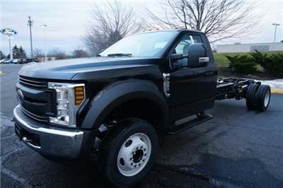 2018 F-550 Regular Cab DRW, Cab Chassis #TW50044 - photo 1
