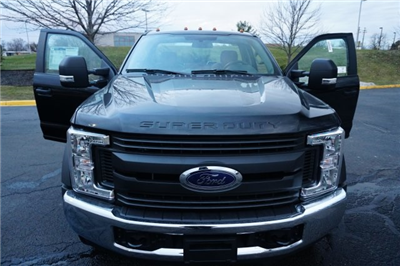 2018 F-550 Regular Cab DRW, Cab Chassis #TW50044 - photo 21