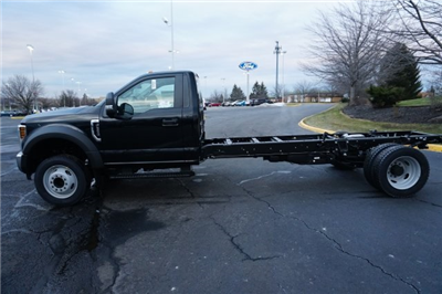 2018 F-550 Regular Cab DRW, Cab Chassis #TW50044 - photo 3