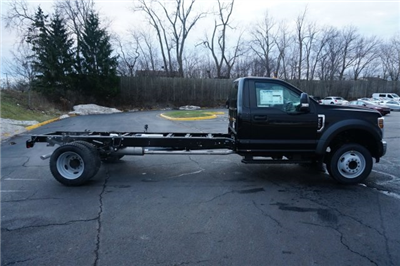 2018 F-550 Regular Cab DRW, Cab Chassis #TW50044 - photo 6