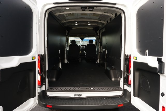 2018 Transit 350 Med Roof, Cargo Van #TW50076 - photo 2