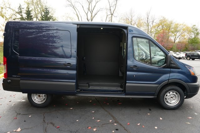 2018 Transit 250 Med Roof 4x2,  Empty Cargo Van #TW50077 - photo 11