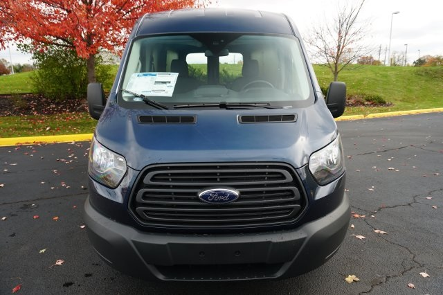 2018 Transit 250 Med Roof 4x2,  Empty Cargo Van #TW50077 - photo 14
