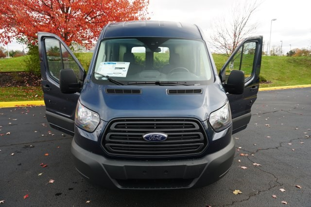 2018 Transit 250 Med Roof 4x2,  Empty Cargo Van #TW50077 - photo 25