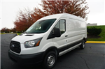 2018 Transit 250 Med Roof,  Empty Cargo Van #TW50110 - photo 1