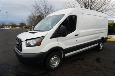 2018 Transit 250 Med Roof, Cargo Van #TW50116 - photo 1