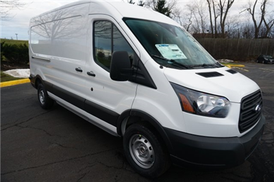 2018 Transit 250 Med Roof, Cargo Van #TW50116 - photo 10