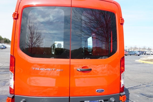 2018 Transit 250 Med Roof 4x2,  Empty Cargo Van #TW50146 - photo 5