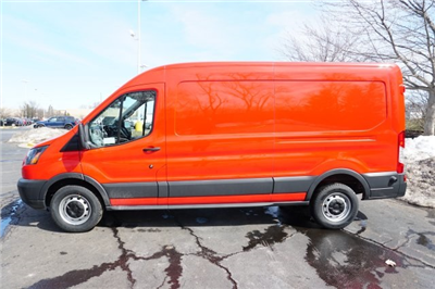 2018 Transit 250 Med Roof 4x2,  Empty Cargo Van #TW50146 - photo 3