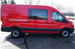 2018 Transit 250 Med Roof 4x2,  Empty Cargo Van #TW50146 - photo 8