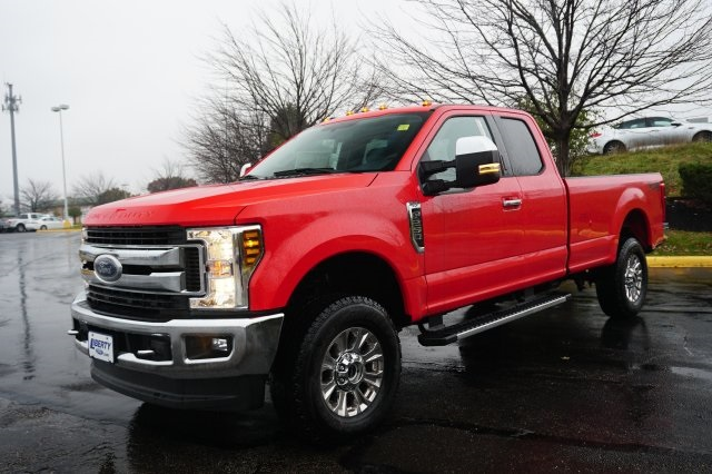 2018 F-250 Super Cab 4x4,  Pickup #TW50165 - photo 1