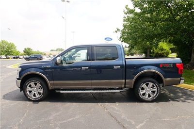 2018 F-150 SuperCrew Cab 4x4,  Pickup #TW50248 - photo 3