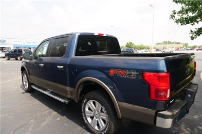 2018 F-150 SuperCrew Cab 4x4,  Pickup #TW50248 - photo 2