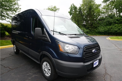 2018 Transit 250 Med Roof,  Empty Cargo Van #TW50288 - photo 9