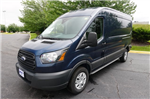 2018 Transit 250 Med Roof,  Empty Cargo Van #TW50288 - photo 1