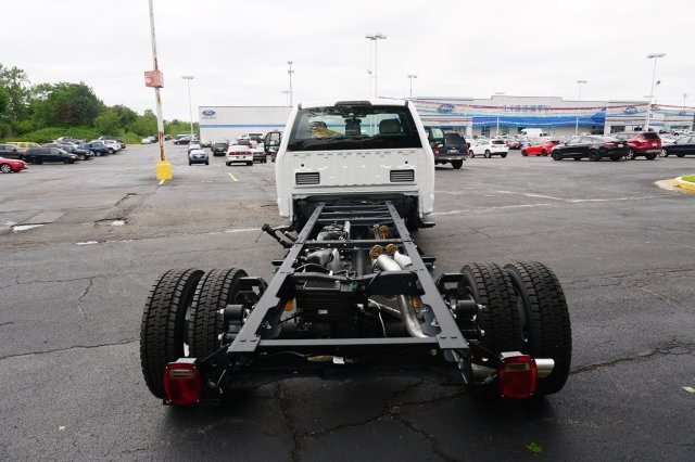 2018 F-550 Regular Cab DRW,  Cab Chassis #TW50289 - photo 4