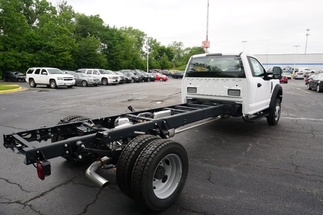 2018 F-550 Regular Cab DRW,  Cab Chassis #TW50289 - photo 5