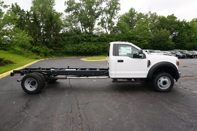2018 F-550 Regular Cab DRW,  Cab Chassis #TW50289 - photo 6